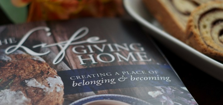 The Lifegiving Home {A Giveaway}