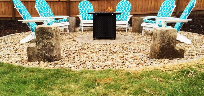Why I'm Praying Over the Fire Pit